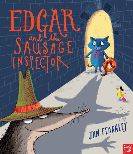 Edgar and the Sausage Inspector (Hardback)