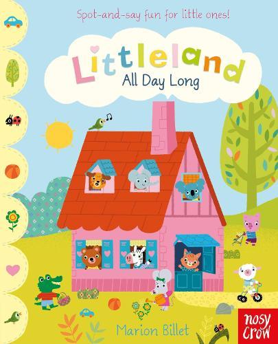 Littleland: All Day Long - Littleland (Board book)