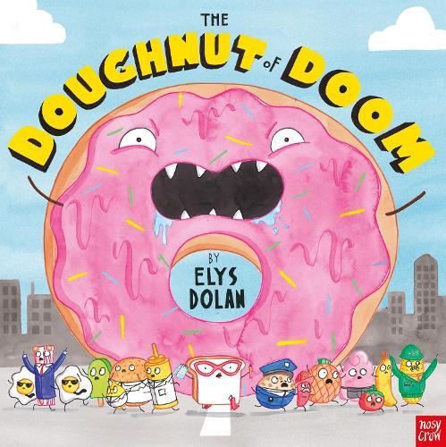The Doughnut of Doom (Paperback)