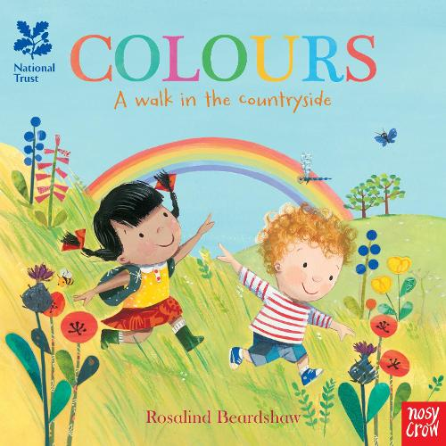 National Trust: Colours, A Walk in the Countryside - National Trust: A walk in the countryside (Board book)