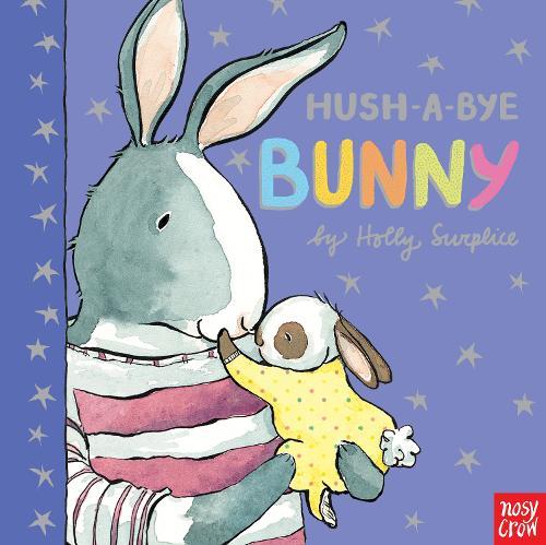 Hush-A-Bye Bunny (Board book)