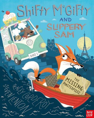 Shifty McGifty and Slippery Sam: The Missing Masterpiece - Shifty McGifty and Slippery Sam (Hardback)
