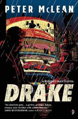 Drake: The Burned Man Book I - The Burned Man (Paperback)