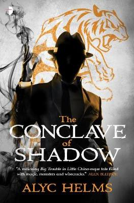 The Conclave of Shadow (Paperback)