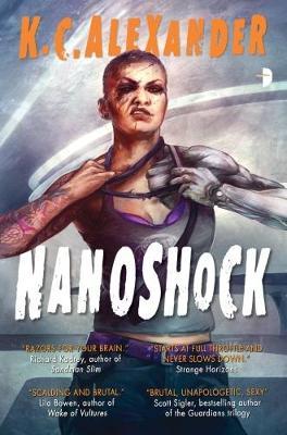 Nanoshock - Sinless 2 (Paperback)