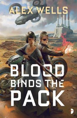 Blood Binds the Pack (Paperback)