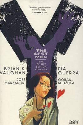 Y: The Last Man: v. 4 (Hardback)