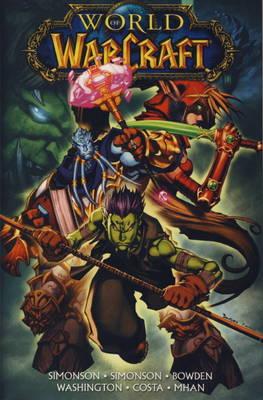 World of Warcraft: v. 4 (Hardback)