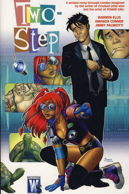 Two-Step (Paperback)