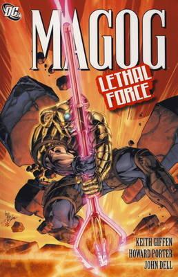 Magog: Lethal Force v. 1 (Paperback)