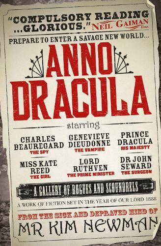 Anno Dracula - Anno Dracula (Paperback)