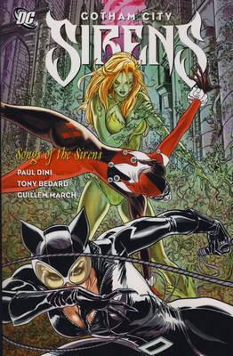 Gotham City Sirens: Songs of the Sirens v. 2 (Paperback)
