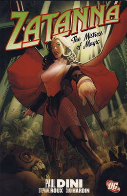 Zatanna: Mistress of Magic (Paperback)
