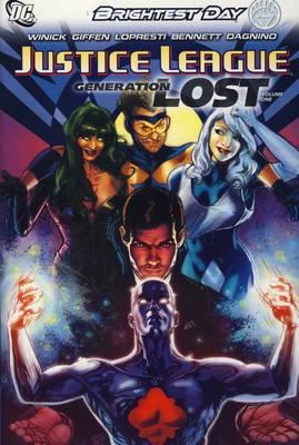 Justice League: Generation Lost v. 1 (Hardback)