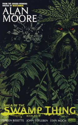 Saga of the Swamp Thing: Bk. 4 (Hardback)