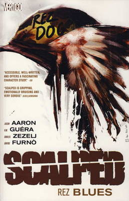 Scalped: Rez Blues v. 7 (Paperback)