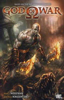 God of War (Graphic Novel) (Paperback)