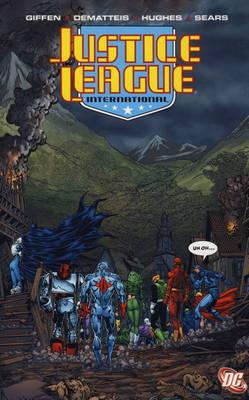 Justice League International: v. 6 (Paperback)