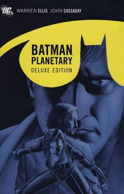 Planetary/Batman (Hardback)