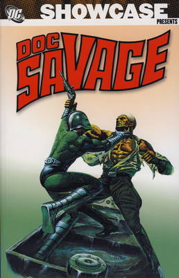 Showcase Presents: Doc Savage (Paperback)