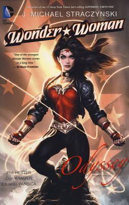 Wonder Woman: Odyssey (Paperback)