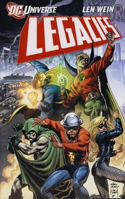 DC Universe: Legacies (Hardback)