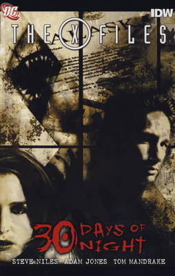 The X-Files/30 Days of Night (Paperback)