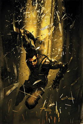 Deus Ex (The Graphic Novel) (Paperback)