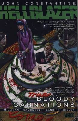 John Constantine, Hellblazer: Bloody Carnations (Paperback)