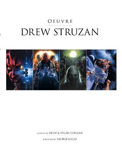 Drew Struzan: Oeuvre (Hardback)