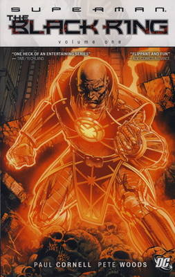 Superman: Black Ring v. 1 (Paperback)