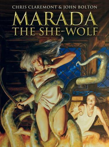 Marada The She-Wolf (Hardback)