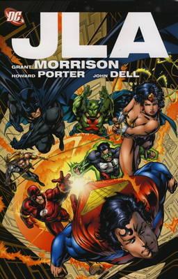 JLA: v. 1 (Paperback)