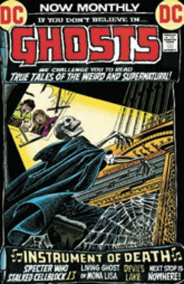 Showcase Presents: Ghosts (Paperback)