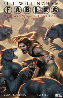 Fables: Werewolves of the Heartland (Hardback)