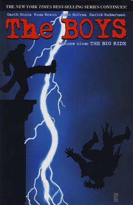 The Boys: Big Ride v. 9 (Paperback)