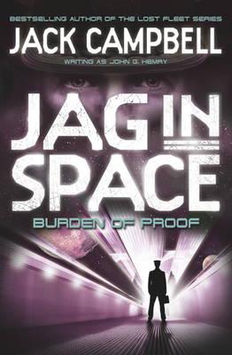JAG in Space - Burden of Proof (Book 2) (Paperback)