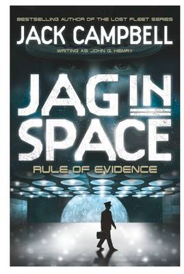 JAG in Space - Rule of Evidence (Book 3) (Paperback)