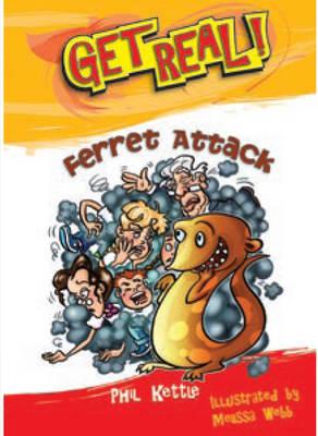 Get Real: Ferret Attack - Get Real! (Paperback)