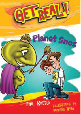 Get Real: Planet Snosz - Get Real! (Paperback)