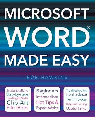 Microsoft Word Made Easy - Made Easy (Paperback)