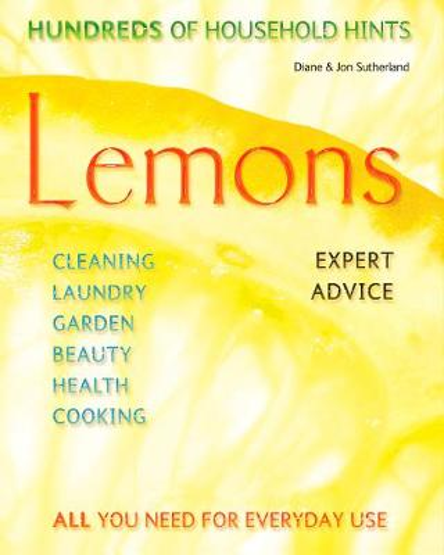 Lemons: Hundreds of Household Hints (Paperback)