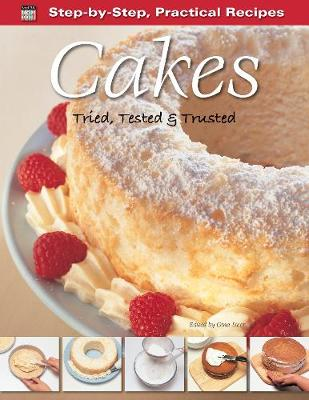 Step-by-Step Practical Recipes: Cakes (Paperback)