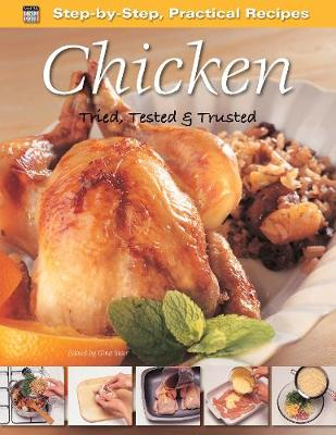 Step-by-Step Practical Recipes: Chicken (Paperback)