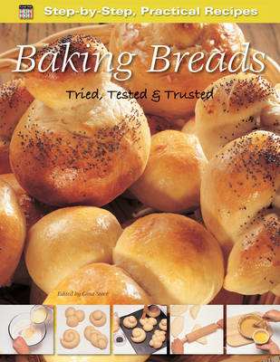 Step-by-Step Practical Recipes: Baking Breads (Paperback)