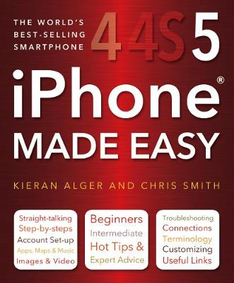 iPhone Made Easy - Made Easy (Paperback)
