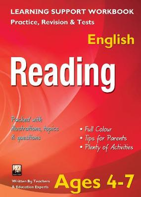 Reading, Ages 4-7 (English): Home Learning, Support for the Curriculum (Paperback)
