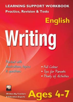 Writing, Ages 4-7 (English): Home Learning, Support for the Curriculum (Paperback)