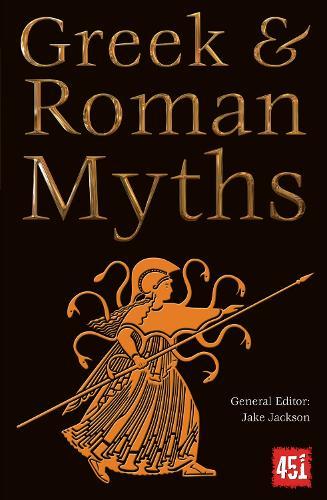 Greek Roman Myths By Jake Jackson Waterstones