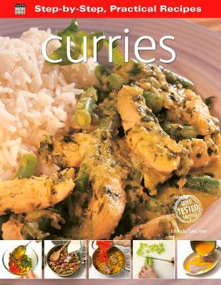 Step-by-Step Practical Recipes: Curries (Paperback)